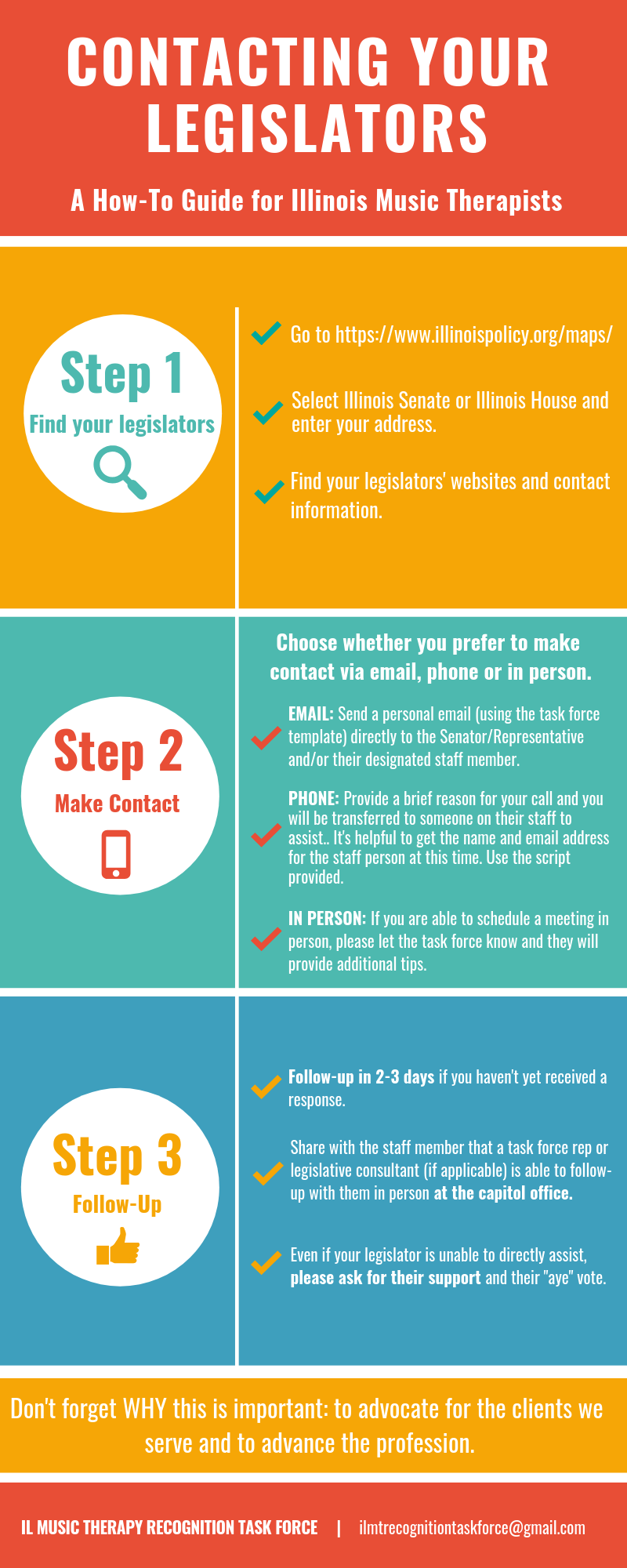 An image with information on contacting your legislators.